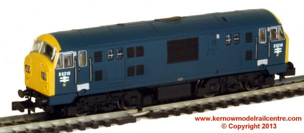2D-012-001 Dapol Class 22 Diesel Image