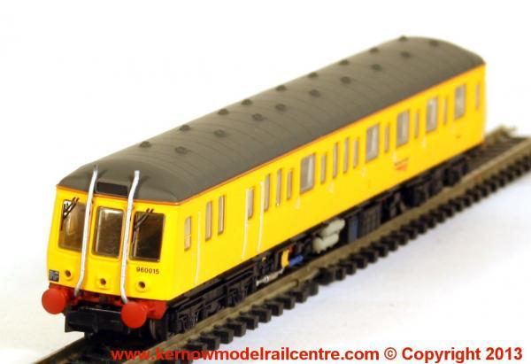 ND209Z Dapol Class 122 Network Rail Image