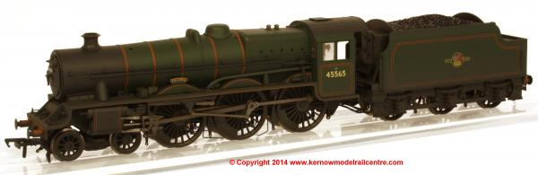 31-188 Bachmann Jubilee Steam Loco Image