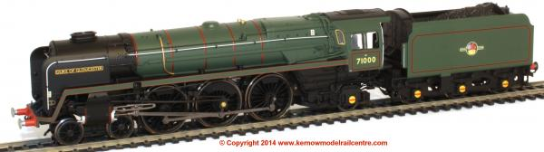 R3244TTS Hornby Duke of Gloucester Steam Loco Image