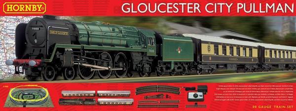 R1177 Hornby Gloucester City Pullman Train Set Image