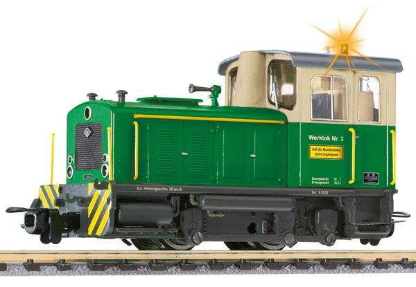 L142127 Liliput Diesel Loco Image