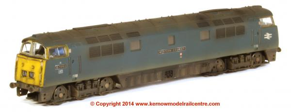 2D-003-010 Dapol Class 52 Western Diesel Image