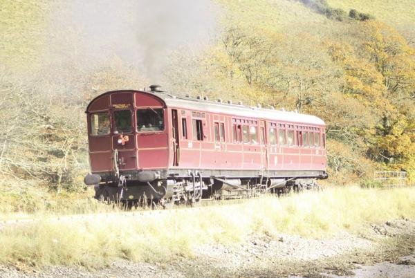 Steam Railmotor