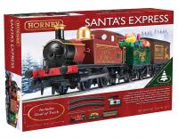 R1210 Hornby Santa's Express Christmas Train Set
