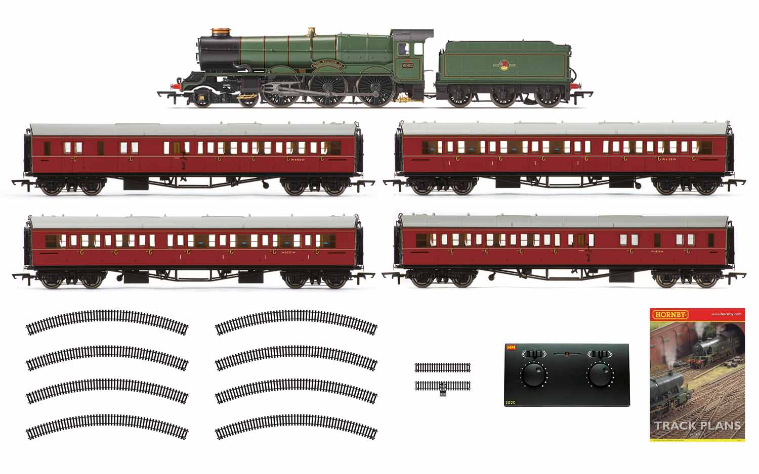 R1243 Hornby Signature The Welshman Set Image