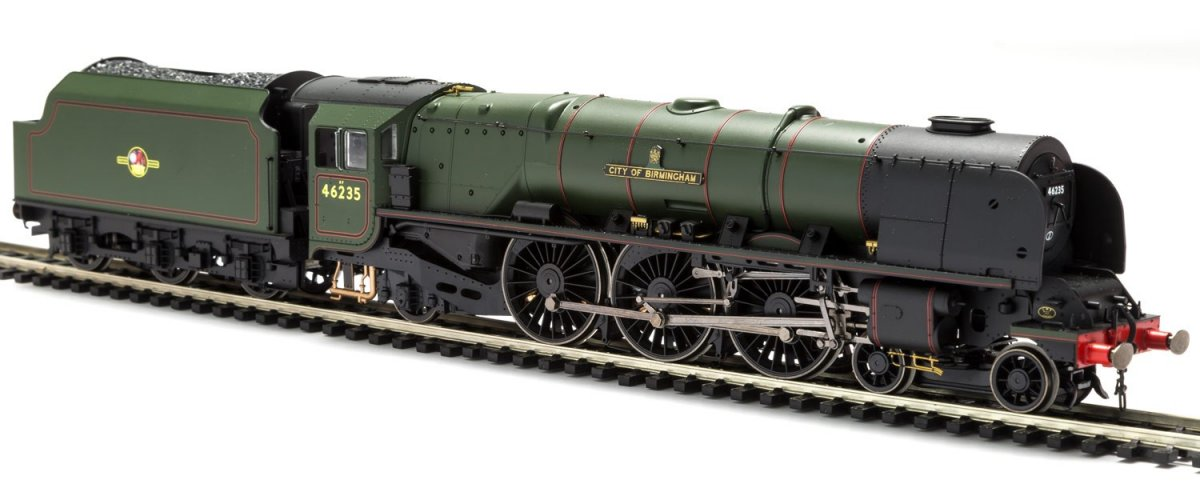 R3509TTS Hornby Princess Coronation Image