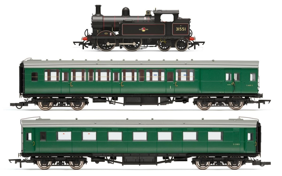 R3512 Hornby Wainwright H Train Pack Image