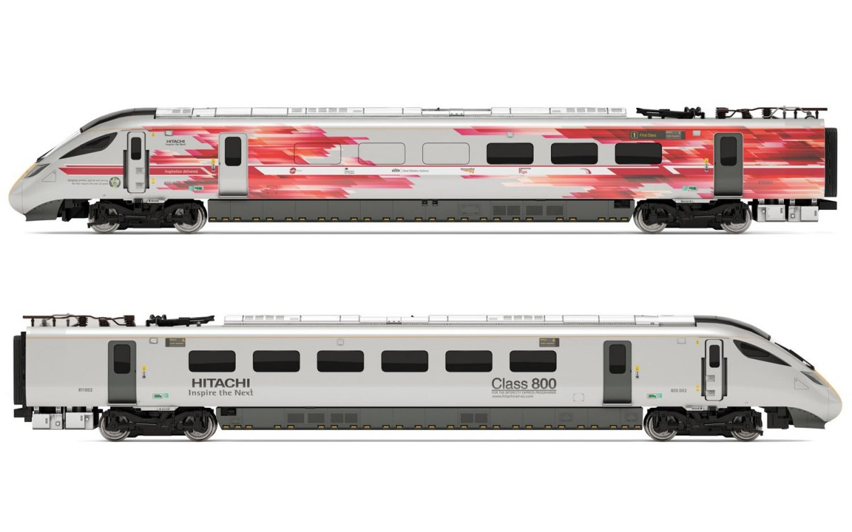 R3579 Hornby Class 800 Pack Image