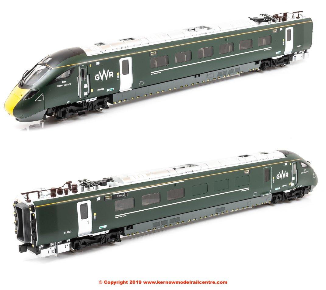 R3609 Hornby GWR IEP BiMode 2 Car Set Image