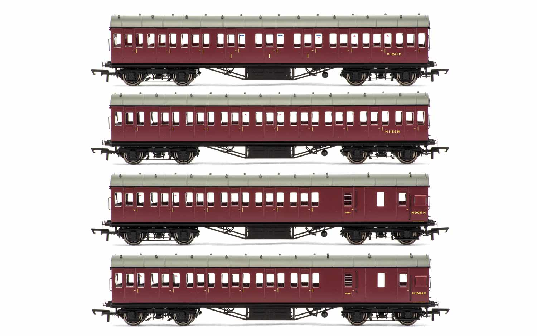 R4927 Hornby Suburban Coach Pack Image