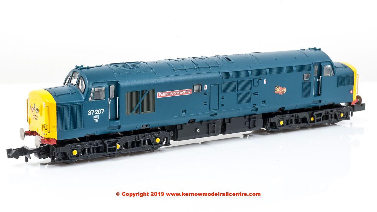 371-465Z Bachmann Class 37 William Cookworthy Image
