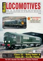 Magazine - Modern Locomotives Illustrated 226 - Class 23 and Class 28 Diesels