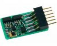 66021 Tillig Decoder with NEM 6pin plug