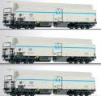 70013 Tillig HO Refrigerated wagon -Set MK-4 BDZ Ep