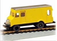 46204 Bachmann Rail Detector Step Van With High Railers.