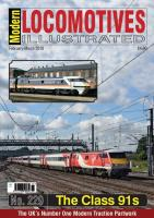 Magazine - Modern Locomotives Illustrated 229 - The Class 91s