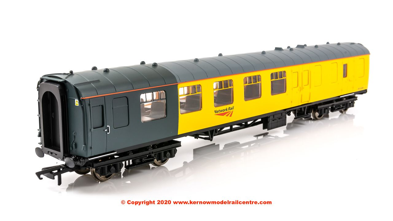 R4994 Hornby Network Rail, Ex-BR Mk1 Structure Gauging Train